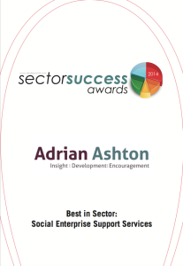 Sector Success Award