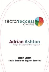 Sector Success Award
